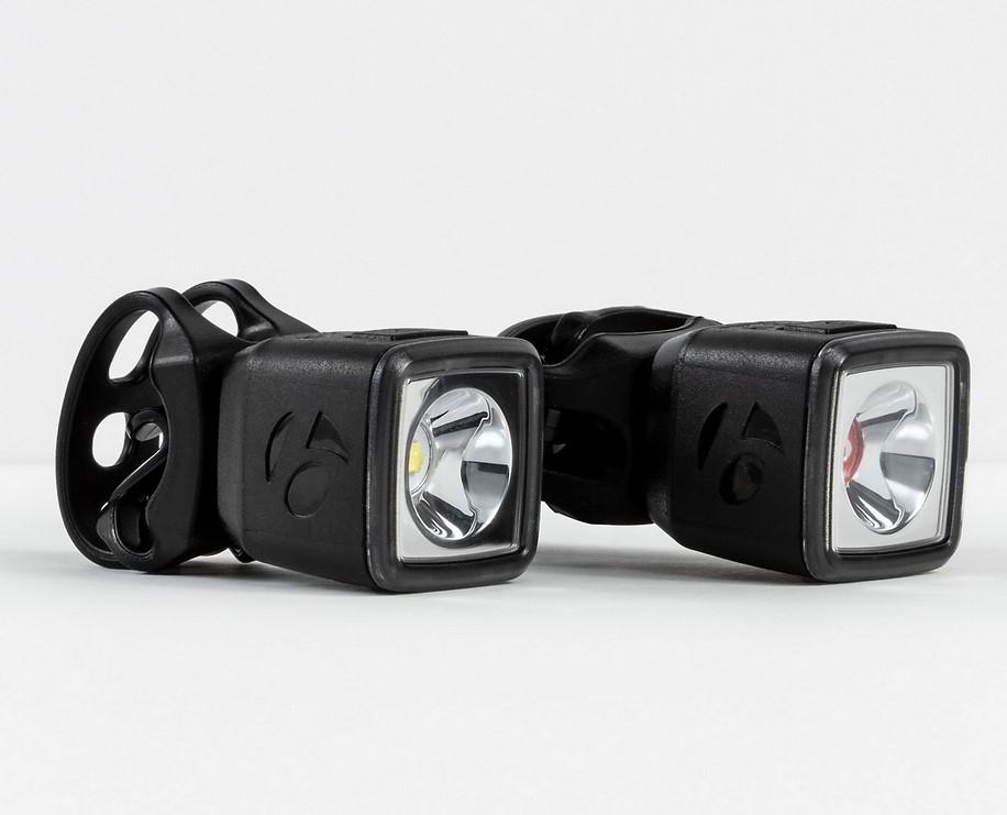 Bontrager Ion 100 R/Flare R City Bike Light Set